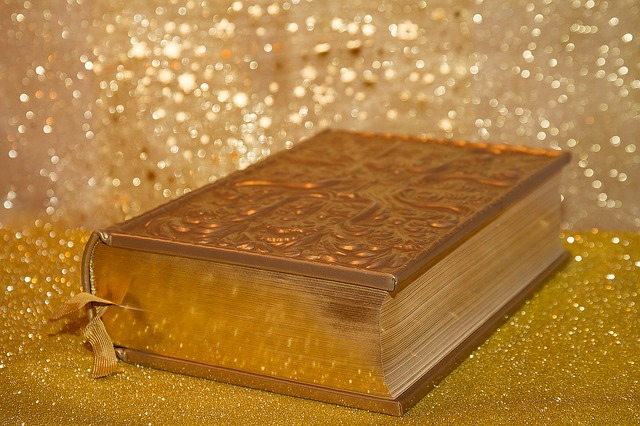 Picture of a Bible